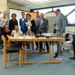 """Zehn Stadtexperten diskutierten zur """"Zukunft der Arbeit"""""""
