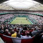 Drama am Tennis-Traumtag in HalleWestfalen