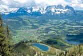 HIKE and FLY Hahnenkamm © Kitzbühel Tourismus