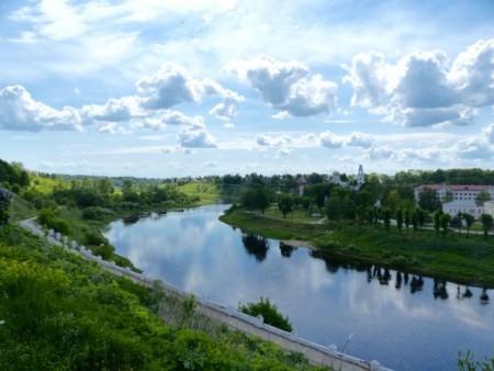 Vom grünen Gütersloh ins grüne Rshew: Die Delegation des Droste-Hauses Verl und des Kuratoriums Rshew sowie aus Gütersloh konnte jetzt die Partnerstadt in Russland näher kennenlernen.