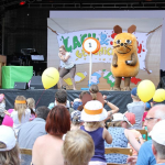 Familienfest zum 70. zog rund 3.500 Besucherinnen und Besucher an