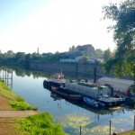 Was soll in den kommenden zehn Jahren auf dem Rechten Weserufer passieren?