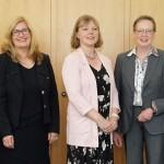 Regierungspräsidentin begrüßt neue französische Generalkonsulin in Ostwestfalen-Lippe