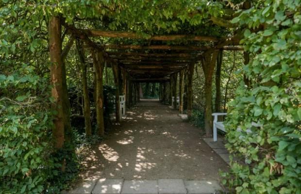 Die Heckengarten eignet sich zum Auspannen, Foto: Stadt Gütersloh