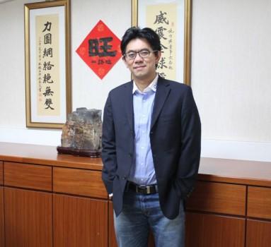 Angus Shih, Gründer, Chief Technology Officer und Sales & Technical Leader bei Oring.