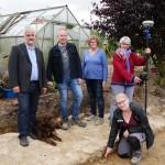LWL-Archäologen entdecken die älteste Kirche von Vlotho