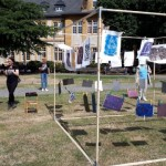 """""""BieleFELD"""" – ein künstlerisches Projekt mit Schülerinnen und Schülern"""