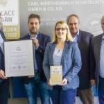"""Die Werthenbach Gruppe erhält """"Best Place To Learn"""""""