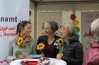 Ehrenamt macht Spaß: Impression vom Bürgertag 2017