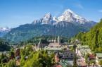 Berchtesgarden, Alpenpanorama: Foto: Fotolia