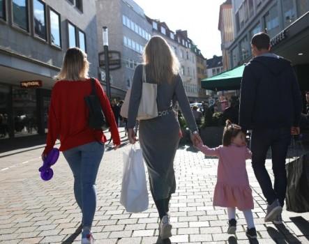 Entspannt bummeln bis 22 Uhr – das ist am 28. September in der Bielefelder Innenstadt zum Late-Night-Shopping möglich. Foto: Sarah Jonek