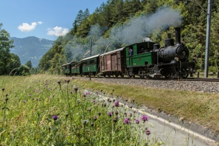 Davoser Rundfahrt, Foto: Rhaetische Bahn Stefan Schulthess