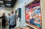 """Meilenstein in der  Automatenbranche: Der erste  von  Paul Gauselmann entwickelte Geldspielautomat """" Merkur B"""" aus  dem Jahr 1977."""
