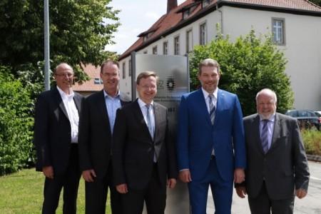 Lars Hoppmann übernimmt Geschäftsleitung im krz.FOTO Lars Hoppmann