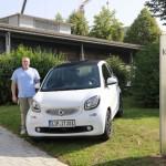 KRZ investiert in Elektromobilität
