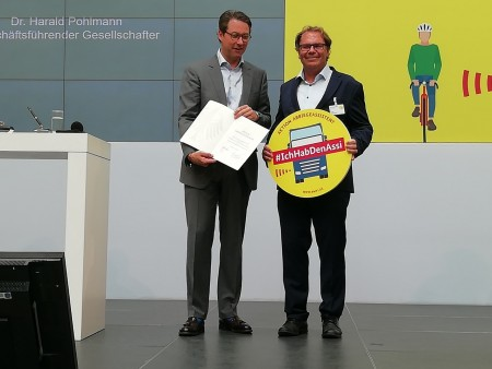 Fahrschule Zöllner ist Sicherheitspartner des Verkehrsministeriums
