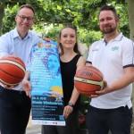 NRW Streetbasketballtour macht Halt in Rheda