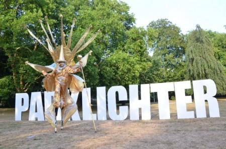 Parklichter, Foto: Staatsbad Bad Oeynhausen