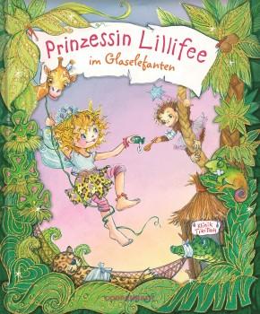 Prinzessin Lillifee im Glaselefanten_Coppenrath-Verlag