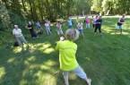 Sport im Park, Foto: Silvia Glashoerster