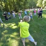 """Gelungener Auftakt beim """"Sport im Park"""""""
