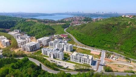 Der Lehrbetrieb an der Türkisch-Deutschen Universität in Istanbul wurde 2013 aufgenommen. (Foto: TDU)
