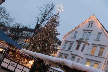 Weihnachtsbaum © Guetersloh Marketing