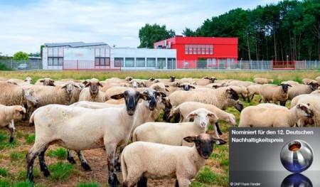 Meller Büromöbelhersteller im Rennen für wichtigsten Nachhaltigkeitspreis Europas.Foto:Assmann