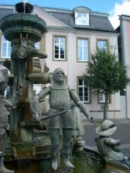 Bürgerbrunnen Lippstadt, Foto: KWL Lippstadt