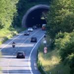 Tunnelstraße bei Oerlinghausen wird saniert