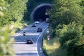 Wird saniert: Die Tunnelstraße in Oerlinghausen wird für mehrere Wochen gesperrt. (© Thomas Dohna)