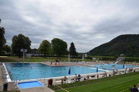 Freibad Höxter am 17 August wiedereröffnet, Foto: Stadt Höxter