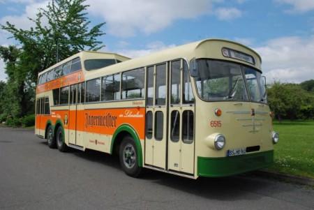 Im originalen Büssing-Bus können Einheimische und Gäste jeden Samstag um 15:30 Uhr auf Entdeckungsreise durch die Löwenstadt gehen.(Foto: BSVG)