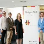 Belgienzentrum der Universität Paderborn geht mit Informationsplattform BelgienNet online