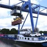 RegioPort OWL eröffnet – Hafen nimmt am 1. September den Betrieb auf