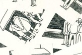 Ein erster Eindruck der Ausstellung der Bielefelder Künstlerin Vera Brüggemann