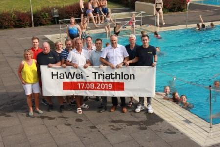 Ha-Wei-Triathlon, Foto: Stadt Büren