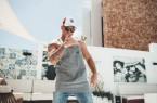 """DSDS-Superstar Pietro Lombardi performt live mit seiner Band beim """"Sommer Open Air"""" am 08. August 2020 in der ostwestfälischen Eventarena. © Przybilla Photography"""