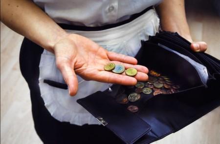 Chefin übers eigene Portemonnaie: Kellnerinnen und Köche entscheiden selbst, was mit dem Trinkgeld passiert – nicht aber der Chef.