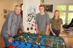 Wertvolle Erfahrungen als Bufdi bei der Stadt Büren hat Nils Kalwa gesammelt. Foto: Stadt Büren