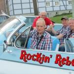 Zum Jubiläum eröffnen die Rockin' Rebels den Bürener Open Air Sommer