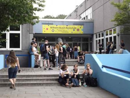 Als Location für die etwa 200 unterschiedlichen Workshops dienten die dem Revierpark angrenzenden Schulen.