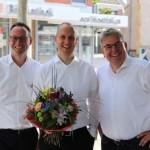 Sebastian Siefert übernimmt den Posten als Flora-Geschäftsführer