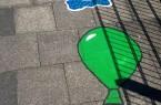 Stukenbrocker Zeitreisen Straßenmalerei Foto: © Stadt SHS