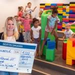 Bertelsmann spendet an den Kreissportbund Gütersloh