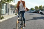 Regelmäßig zur Arbeit gefahren? Dann sollten die Menschen aus  Bielefeld jetzt den Aktionskalender einreichen und können bei der Aktion 'Mit dem Rad zur Arbeit' gewinnen. Foto: AOK/hfr.
