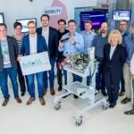 Forschungsprojekt entwickelt mit Augmented Reality smarte Services für die Industrie