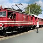 Familienspaß beim Teddybär-Fahrtag der Landeseisenbahn Lippe