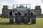 (Initiative Lieferkettengesetz): Die bundesweite Initiative Lieferkettengesetz setzt sich für eine gesetzliche Regelung ein. Foto: Universität Paderborn