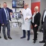 Endoskopie erneuert und vergrößert